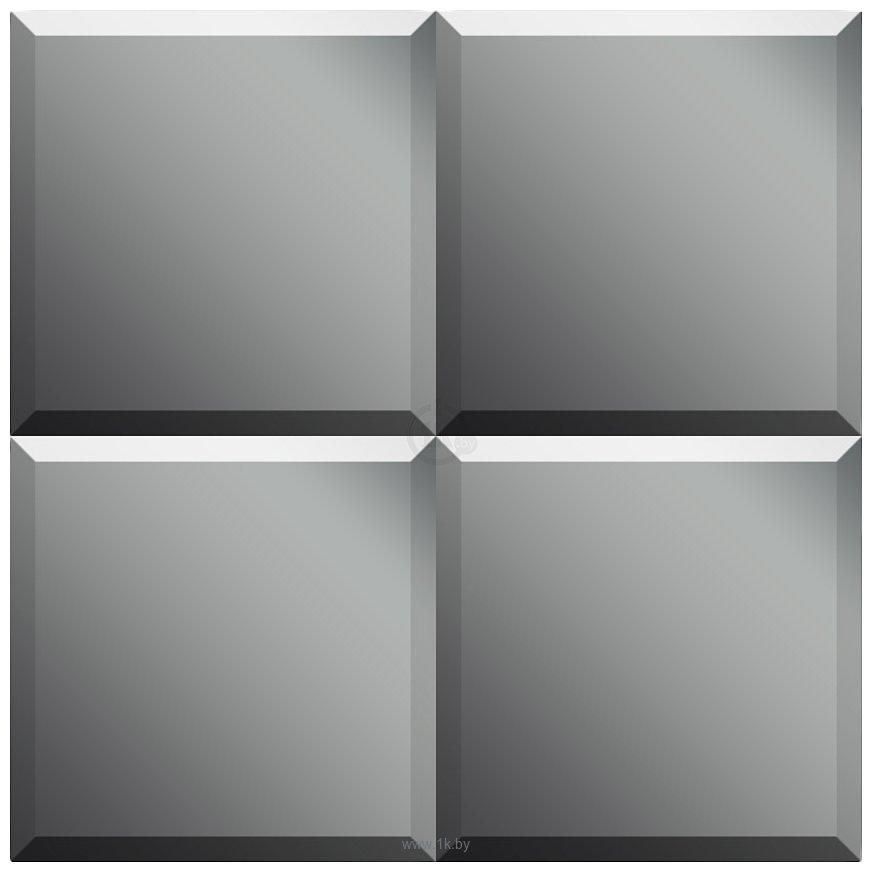 Фотографии Dubiel Vitrum Fliza SF 30x30 зеркало (5905241040707)