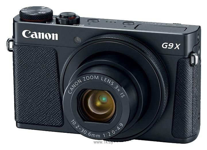 Фотографии Canon PowerShot G9 X Mark II