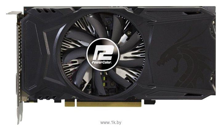 Фотографии PowerColor Radeon RX 560 1176Mhz PCI-E 3.0 2048Mb 7000Mhz 128 bit DVI HDMI HDCP Red Dragon