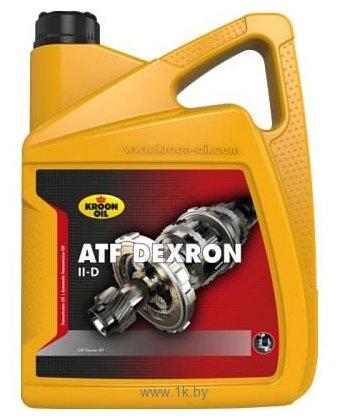 Фотографии Kroon Oil ATF Dexron II-D 5л