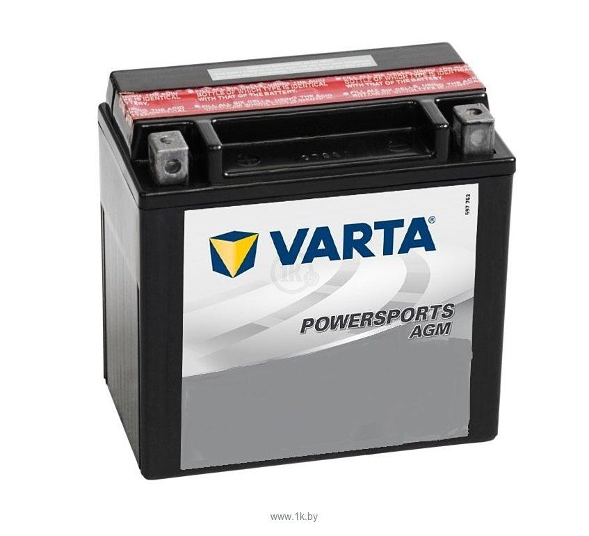 Фотографии VARTA POWERSPORTS AGM 504012 (4Ah)