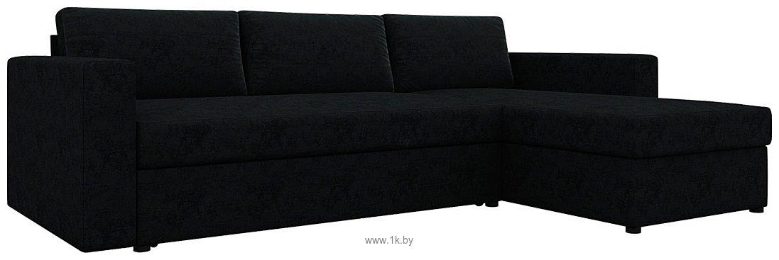 Фотографии Mebelico Турин (черный) (A-57747)