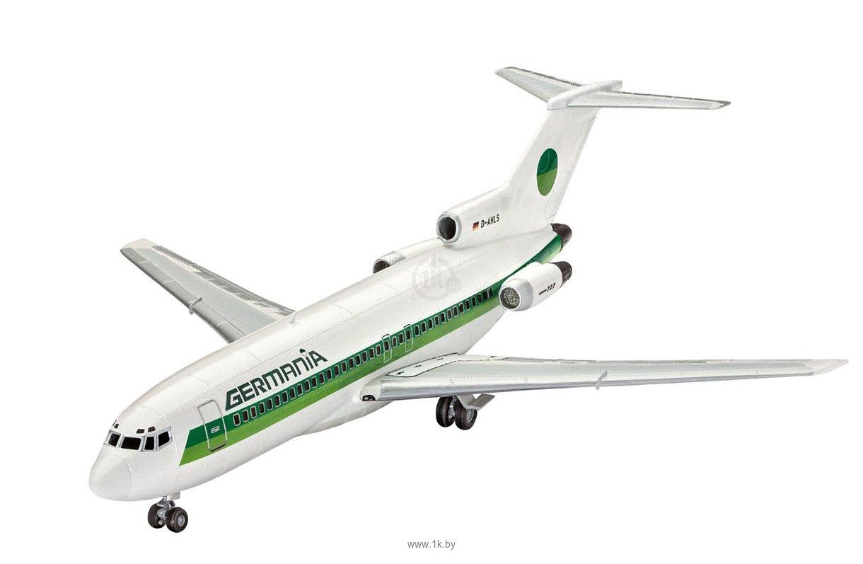 Фотографии Revell 03946 Пассажирский самолет Boeing 727-100 Germania