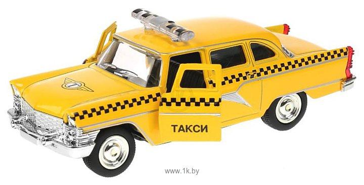 Фотографии Технопарк ГАЗ Чайка Такси X600-H09084-R