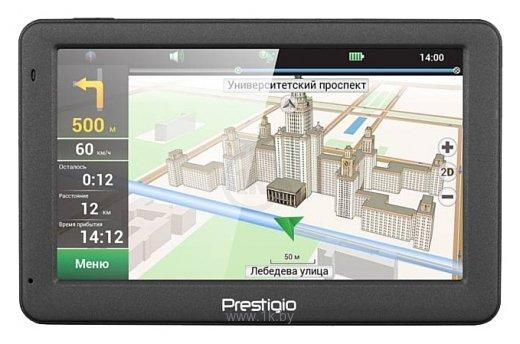 Фотографии Prestigio Geovision 5059