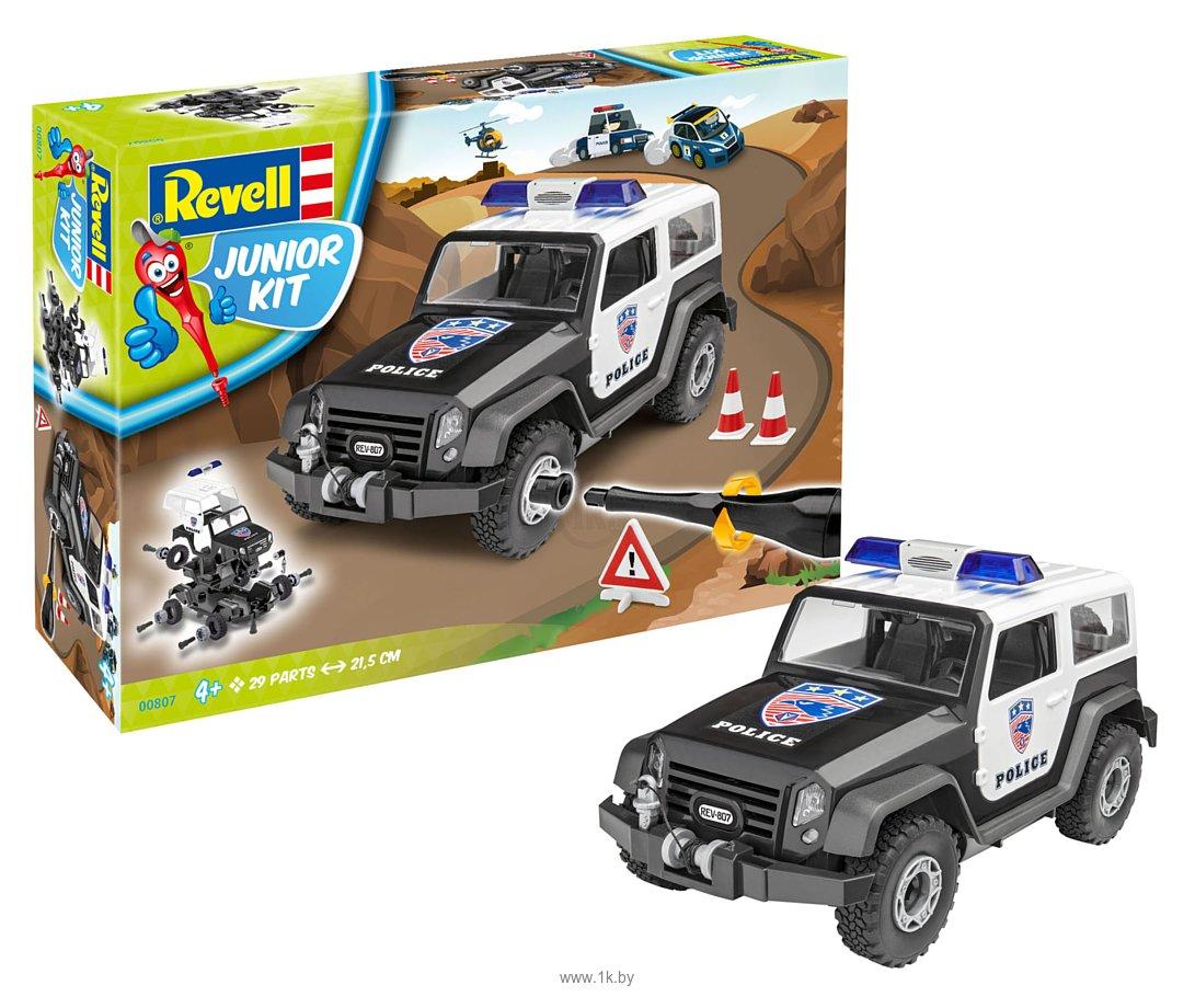 Фотографии Revell 00807 Полицейский внедорожник