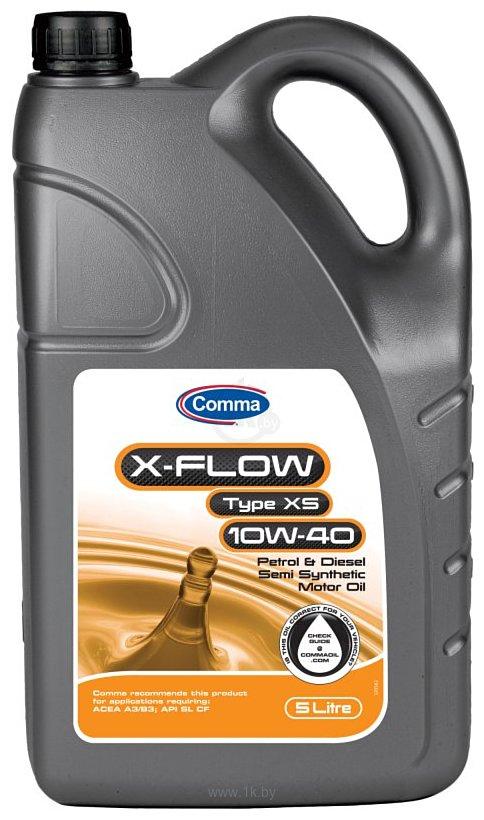 Фотографии Comma X-Flow Type XS 10W-40 5л