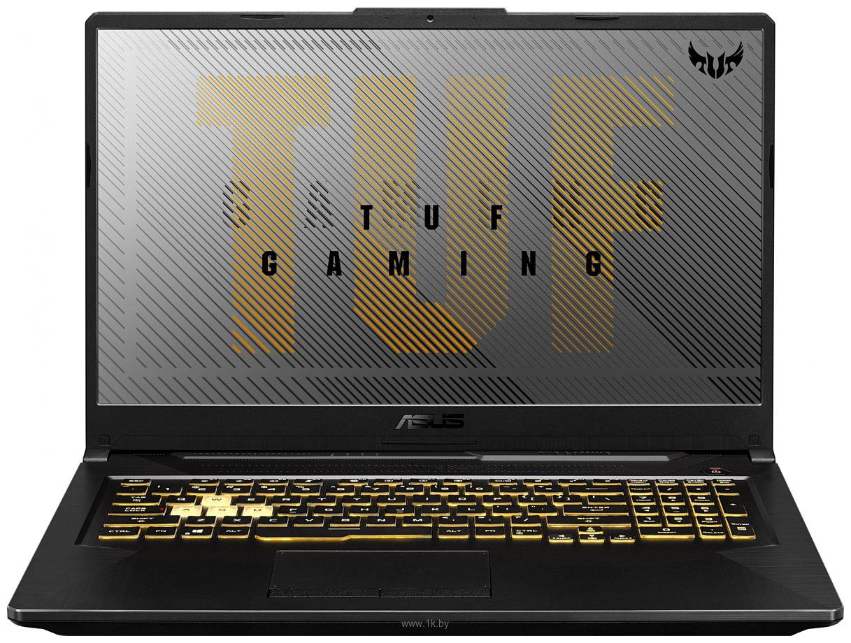 Фотографии ASUS TUF Gaming F17 FX706LI-H7041T