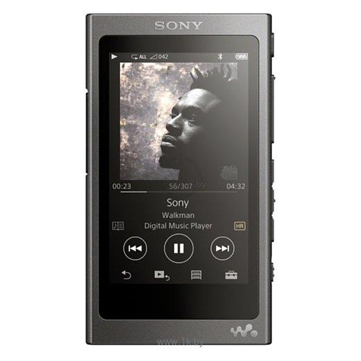 Фотографии Sony NW-A47
