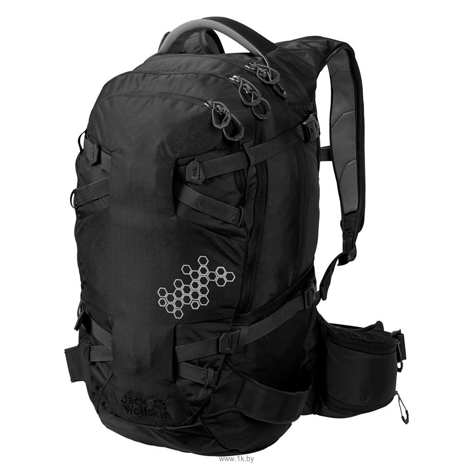 Фотографии Jack Wolfskin White Rock 30 Pro Pack Black