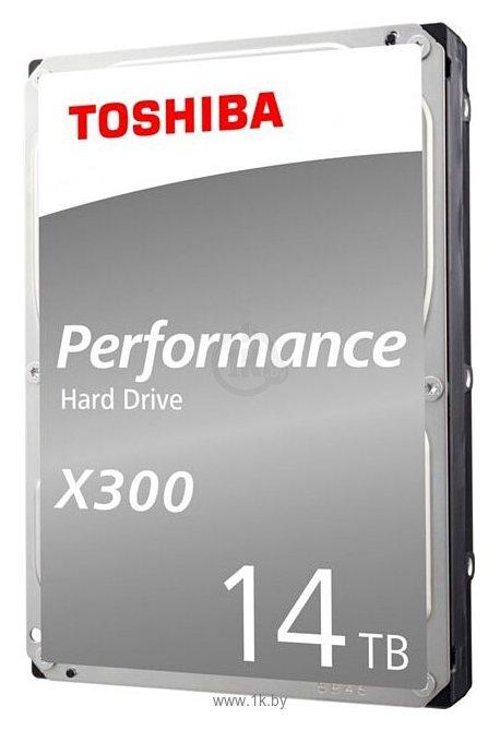 Фотографии Toshiba 14 TB HDWR21EEZSTA