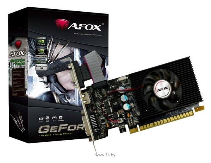 Фотографии AFOX GeForce GT 220 1 GB (AF220-1024D3L2)