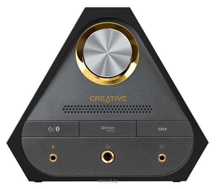 Фотографии Creative Sound Blaster X7