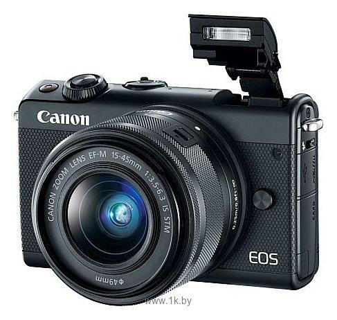Фотографии Canon EOS M100 Kit
