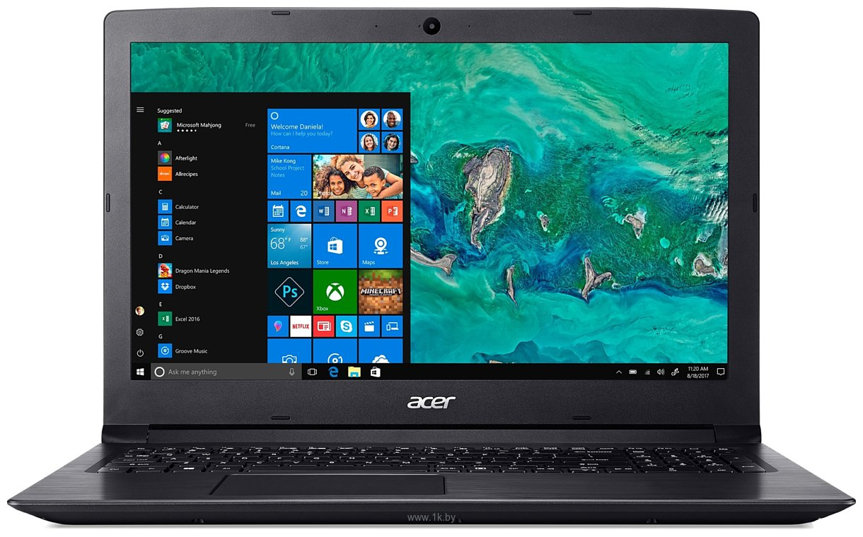 Фотографии Acer Aspire 3 A315-53G-58YU (NX.H1AER.010)