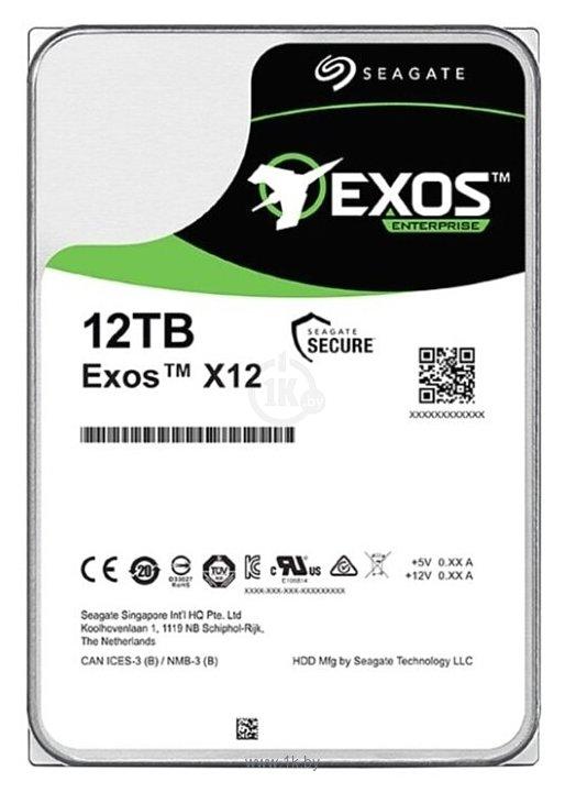 Фотографии Seagate Exos X16 12 TB ST12000NM002G