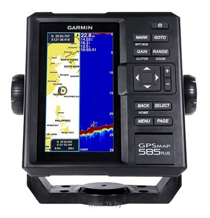 Фотографии Garmin GPSMAP 585 PLUS