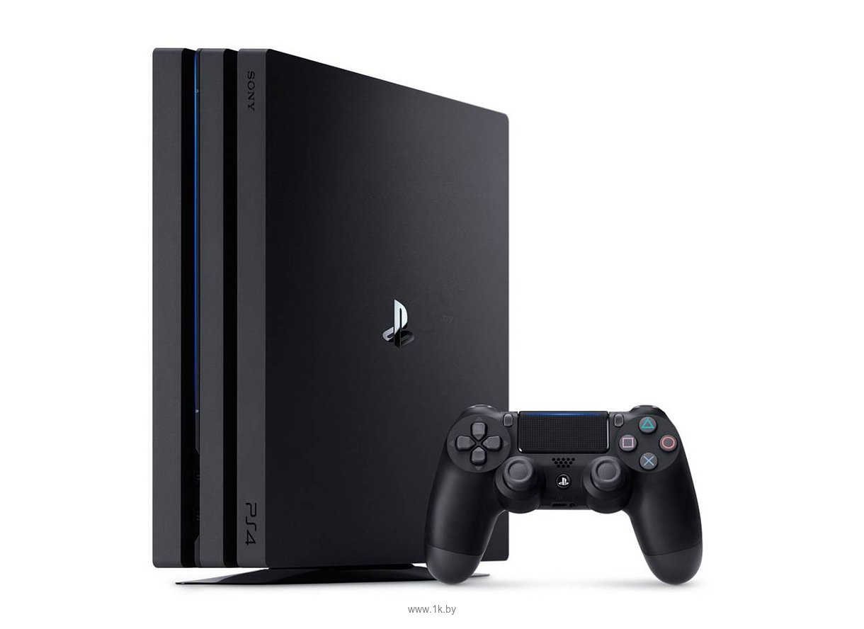 Фотографии Sony PlayStation 4 Pro
