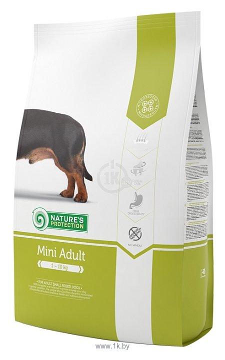 Фотографии Nature's Protection Mini Adult (2 кг)