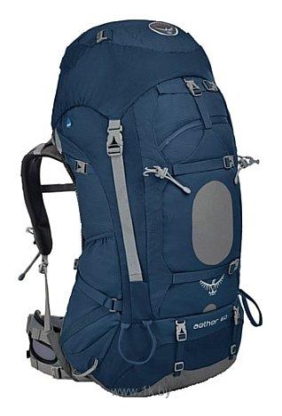 Фотографии Osprey Aether 60 blue