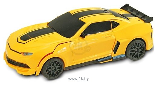 Фотографии MZ Chevrolet Camaro Bumblebee