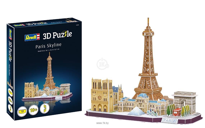 Фотографии Revell 00141 Paris Skyline