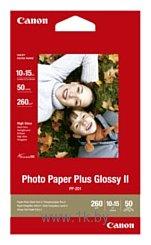 Фотографии Canon Photo Paper Plus Glossy PP-201 10x15 260 гм2 50 л (2311B003)