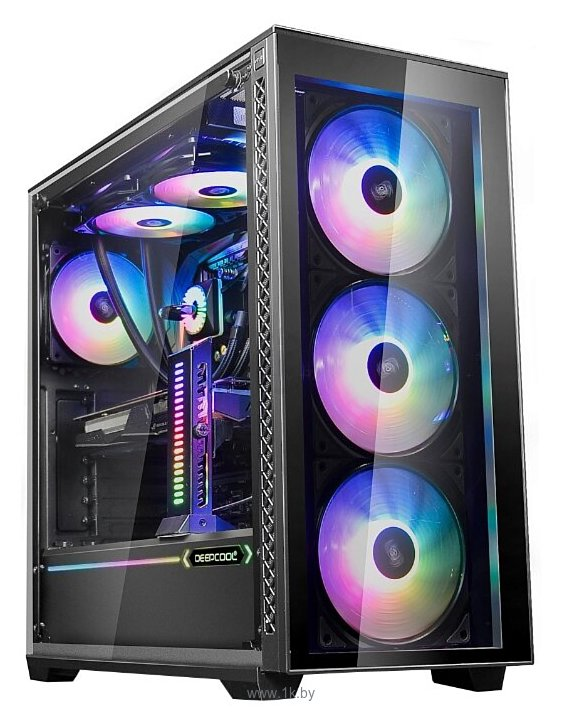 Фотографии DeepCool Matrexx 70 DP-ATX-MATREXX70-BKG0P-3F
