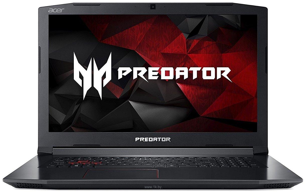 Фотографии Acer Predator Helios 300 PH317-52-7471 (NH.Q3EER.003)