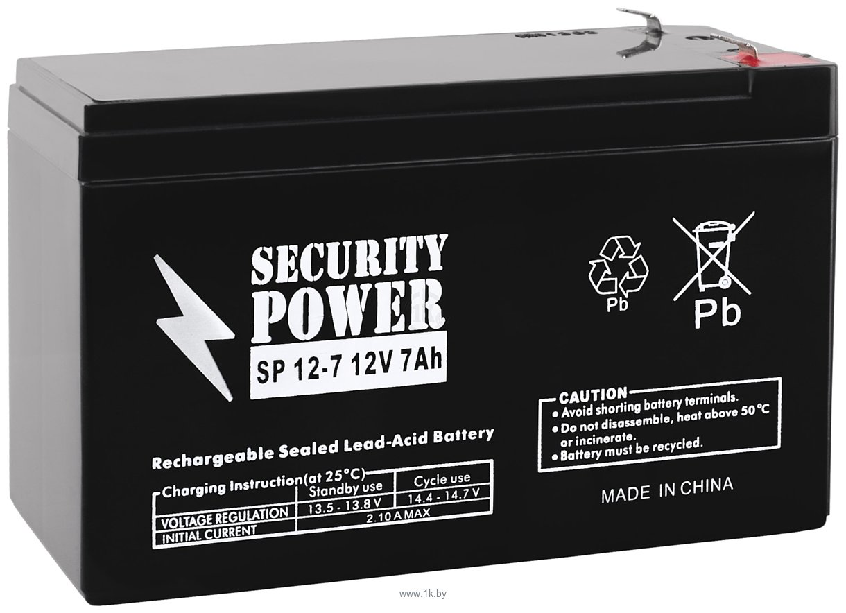 Фотографии Security Power SP 12-7 F1