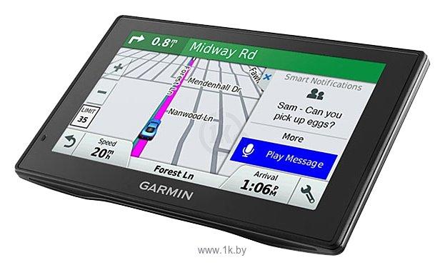 Фотографии Garmin DriveSmart 51 LMT-S Europe