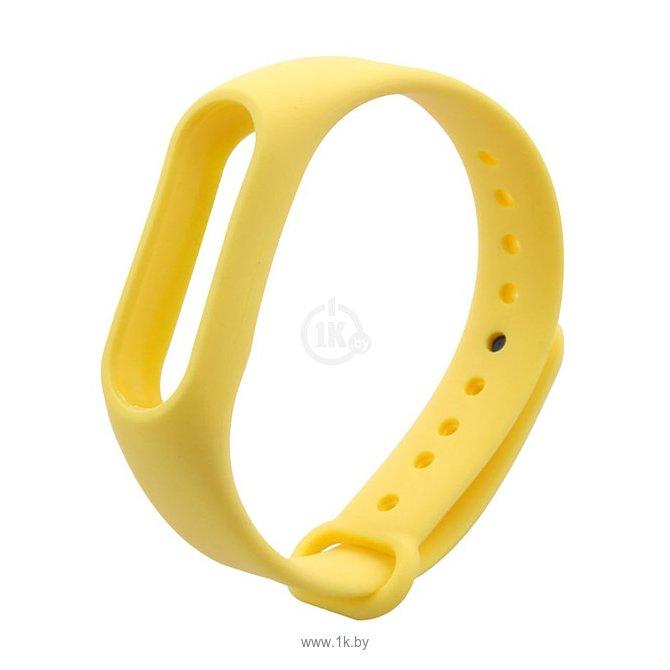 Фотографии Xiaomi для Mi Band 2 (желтый)