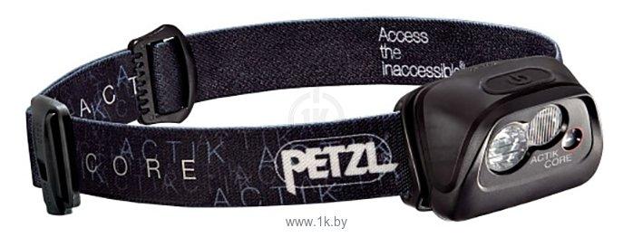 Фотографии Petzl ACTIK CORE (черный)