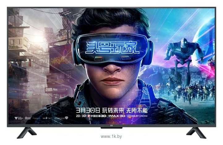 Фотографии Xiaomi Mi TV 4S 55