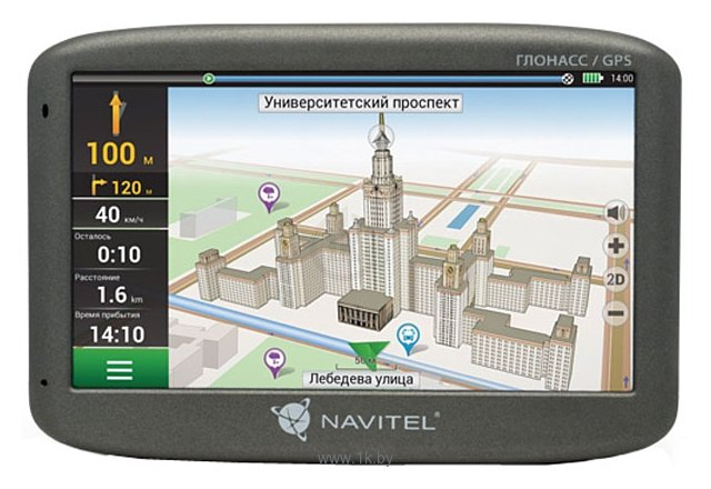Фотографии Navitel G500