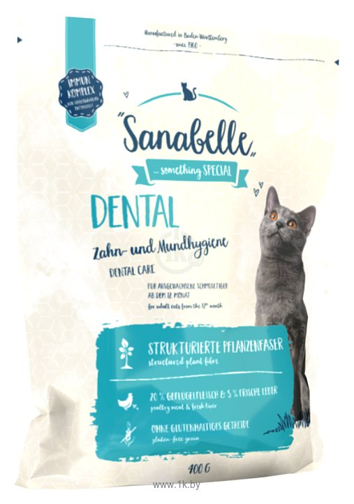 Фотографии Bosch (0.4 кг) Sanabelle Dental