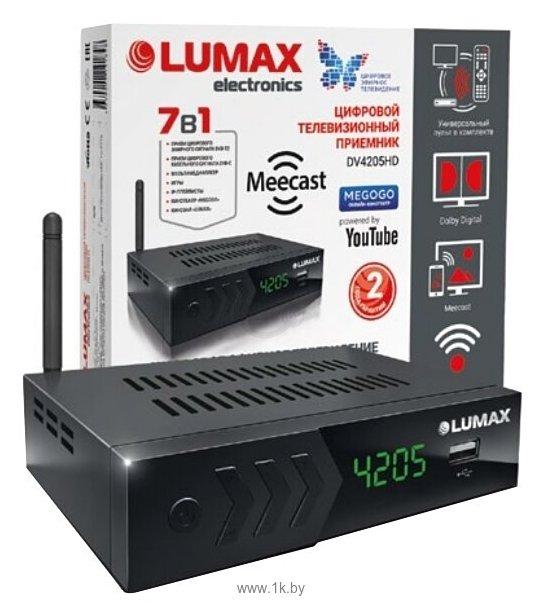 Фотографии LUMAX DV-4205HD