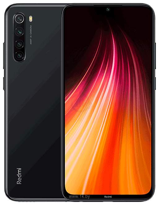 Фотографии Xiaomi Redmi Note 8 2021 4/64GB