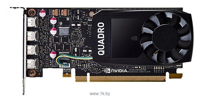 Фотографии PNY Quadro P1000 PCI-E 3.0 4096Mb 128 bit HDCP