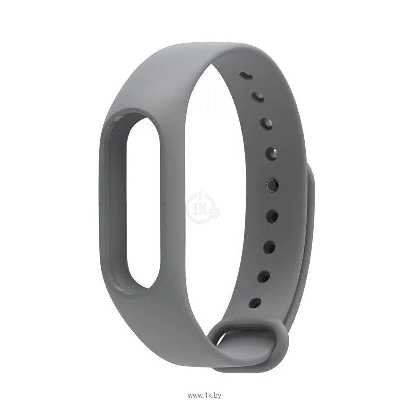 Фотографии Xiaomi для Mi Band 2 (серый)