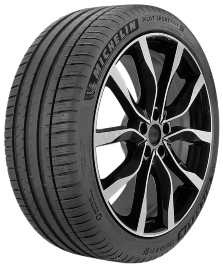 Фотографии Michelin Pilot Sport 4 SUV 275/40 R20 106Y