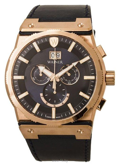 Купить Wainer WA.16804-C, Wainer WA.16804-C цена, мужские наручные часы, Wainer WA.16804-C с доставкой
