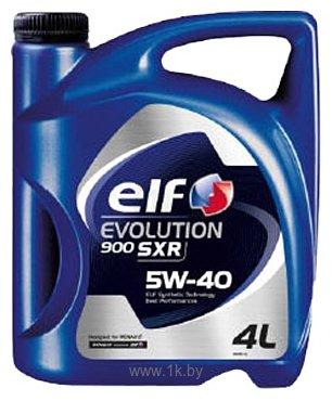 Фотографии Elf Evolution 900 SXR 5W-40 4л
