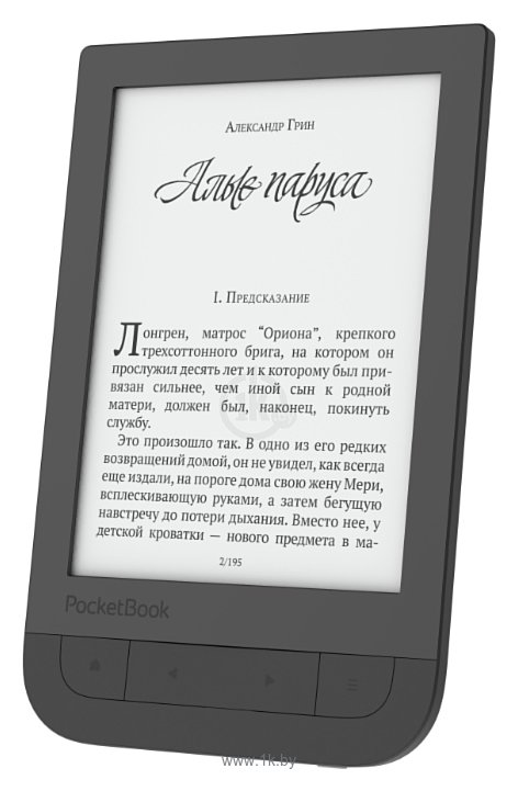 Фотографии PocketBook 631 Touch HD