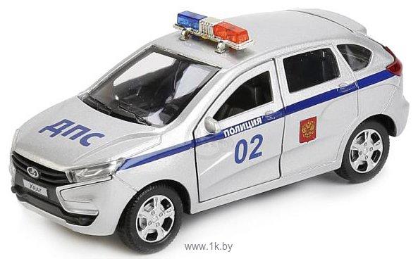 Фотографии Технопарк Lada Xray XRAY-POLICE
