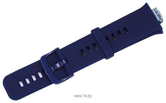 Фотографии KST силиконовый для Huawei Watch FIT (синий)