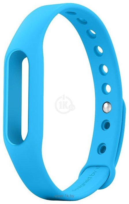 Фотографии Xiaomi для Mi Band (голубой)