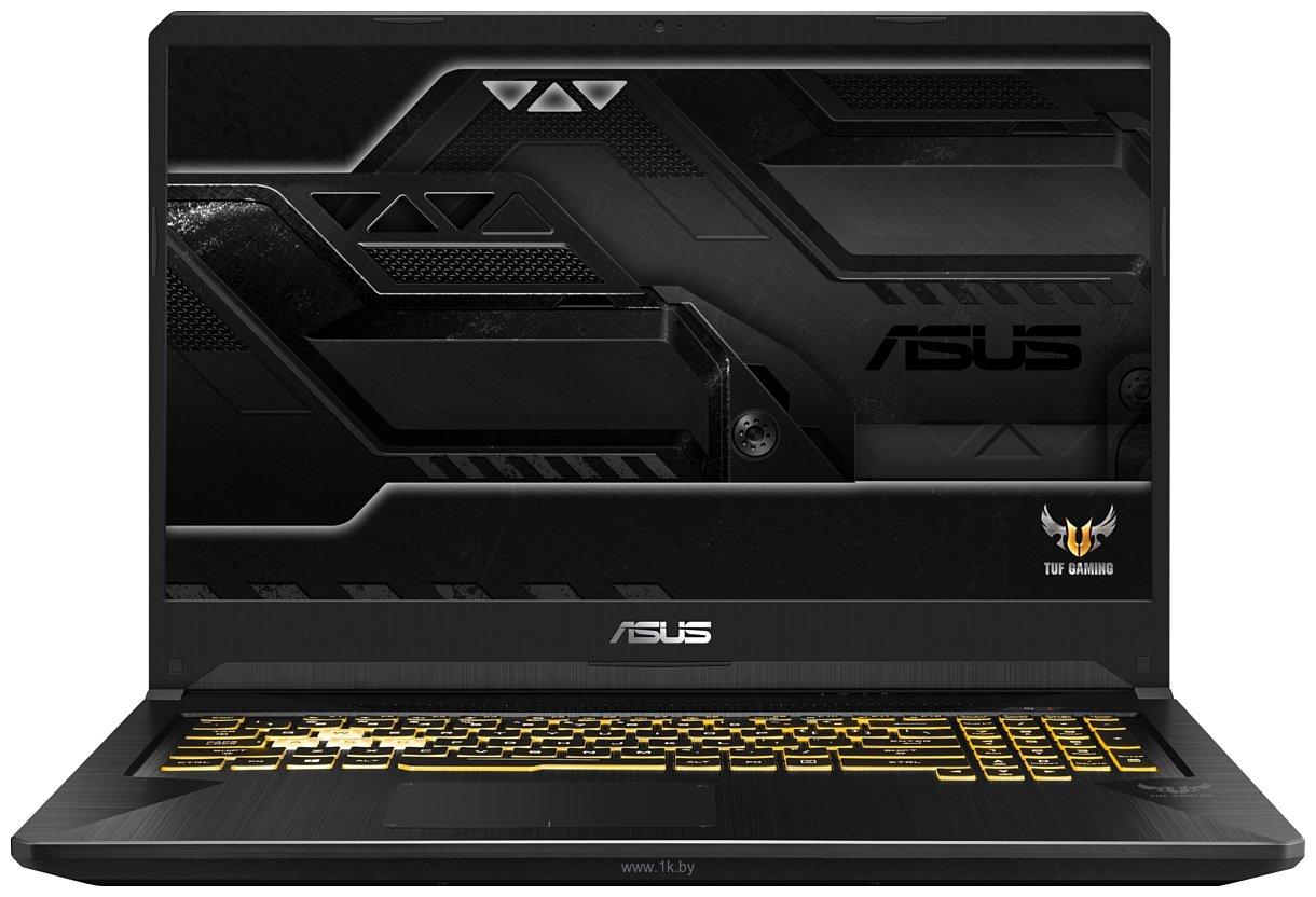 Фотографии ASUS TUF Gaming FX705GM-EW126T