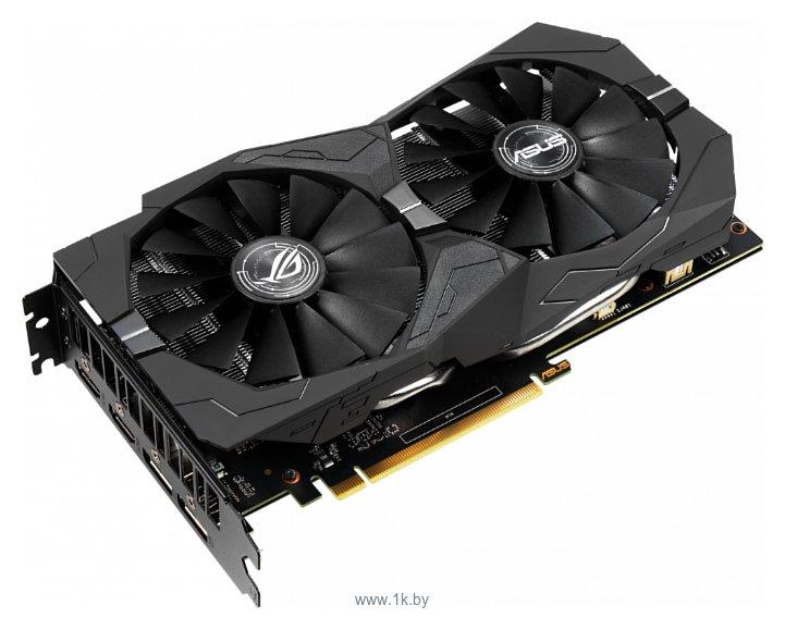 Фотографии ASUS ROG GeForce GTX 1650 STRIX (ROG-STRIX-GTX1650-4G-GAMING)