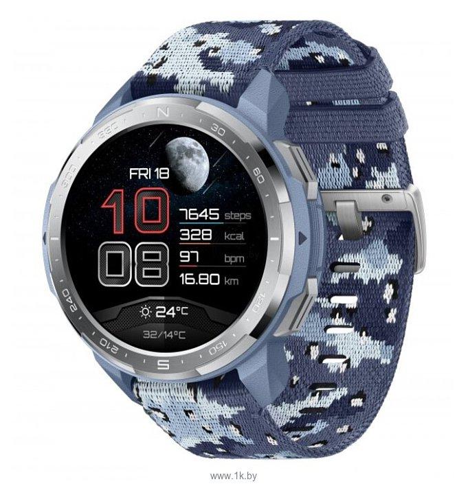 Фотографии HONOR Watch GS Pro (nylon strap)